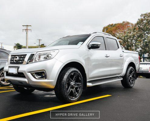 Nissan Nivara Mags