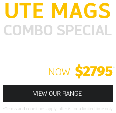 Ute Mags Special